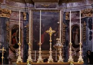 San Paolo del Naufragio (abside)