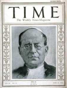 Time Pius XI