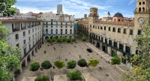 Plaza del Ayuntamiento (Alicante)